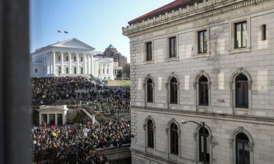 Virginia Senate Passes 'Red Flag' Law Following Gun Rights Rally
