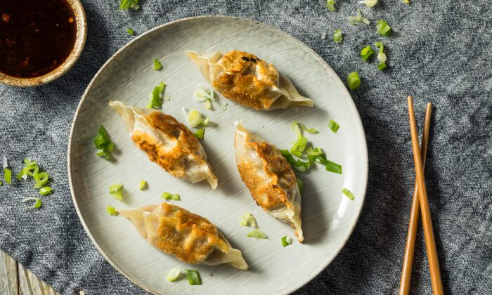 Fried mandu, Korean dumplings. (Shutterstock)