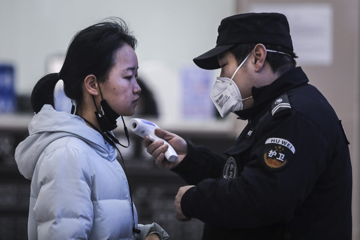Coronavirus warning: China's desperate attempt to stop deadly virus spreading won't work