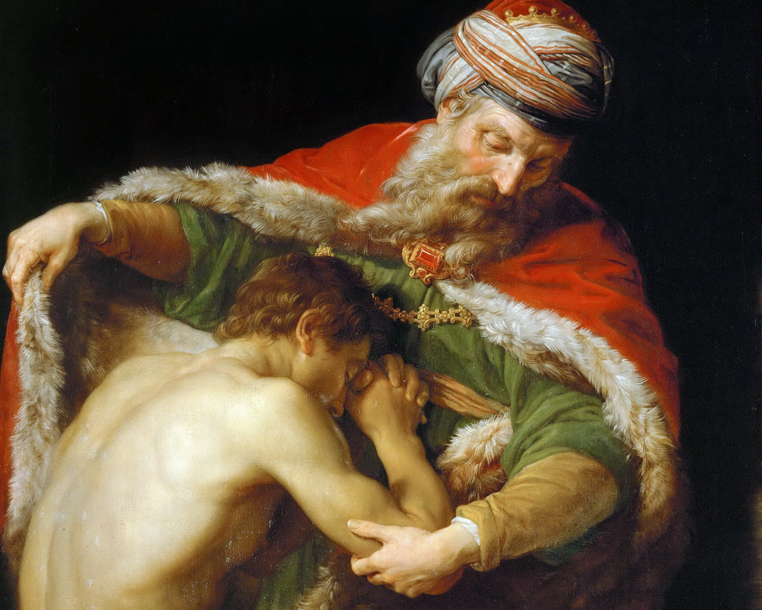 'The Return of the Prodigal Son': Love and Forgiveness