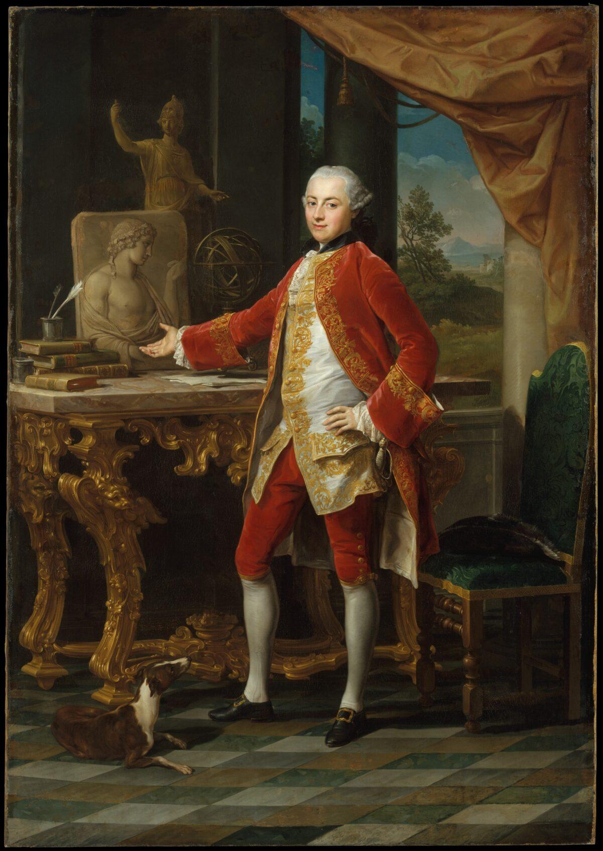 Portrait of a Young Man, Metropolitan Museum of Art