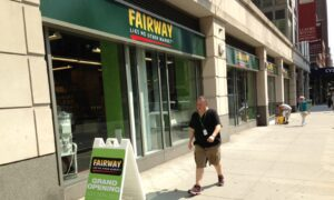 Fairway, New York Supermarket Chain, Files for Bankruptcy Protection