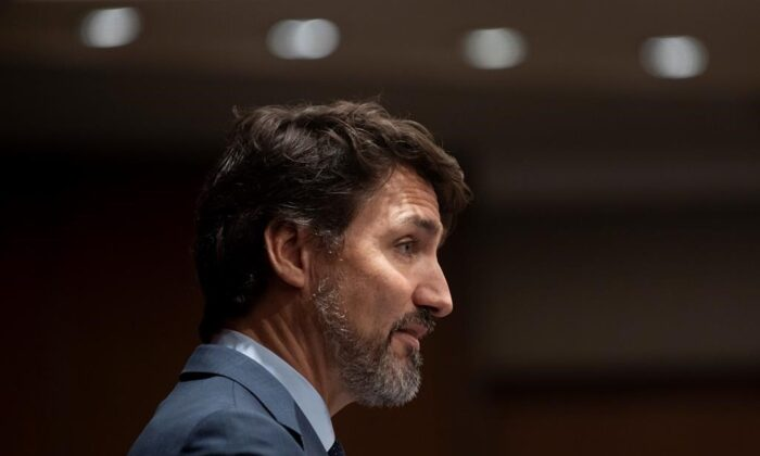 Prime Minister Justin Trudeau in a file photo. (The Canadian Press/Adrian Wyld)