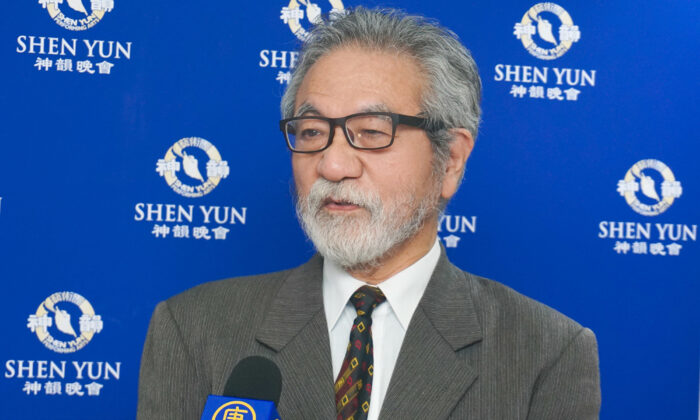 Former Japanese City Councilor Finds Shen Yun Brings Hope to People