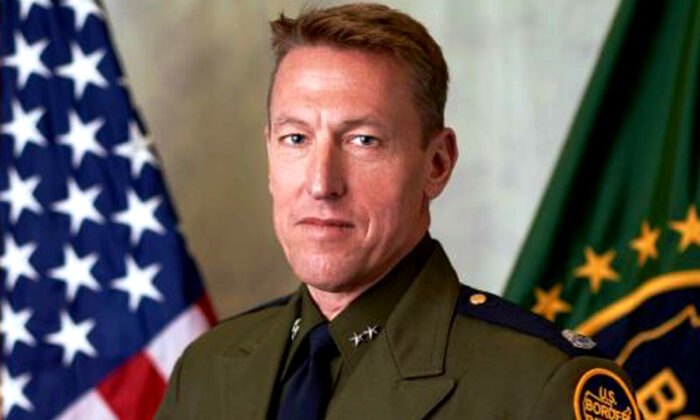 Chief Patrol agent Rodney S. Scott. (U.S. Customs and Border Protection)