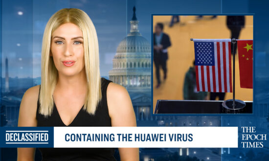 Can America Stop Huawei's Global Takeover? | Opinion