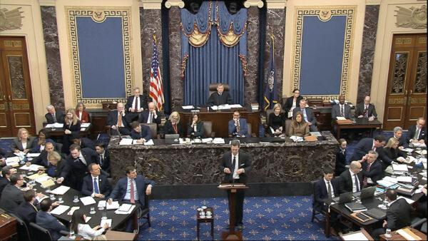 Trump Impeachment Trial