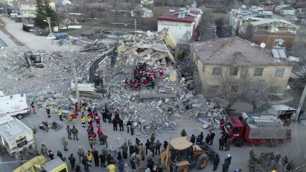 Turkey earthquake 3