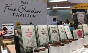 Chocolate Trends and a First Taste of New Flavors at SF Food Show