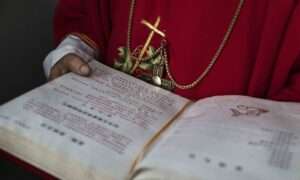 China Insider: Chinese Textbook Alters Bible Passage, Says Jesus Stoned Woman to Death