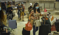 156 Chinese Tourists Flown Back To Wuhan From Philippines