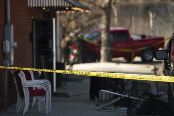 South Carolina Bar Shooting