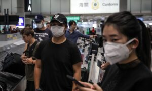 Hong Kong to Allow Transit Passengers from Mainland China