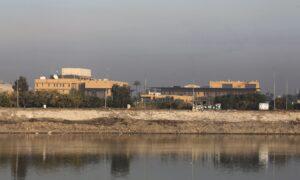 5 Rockets Strike Near US Embassy in Baghdad's Green Zone: Iraqi Military