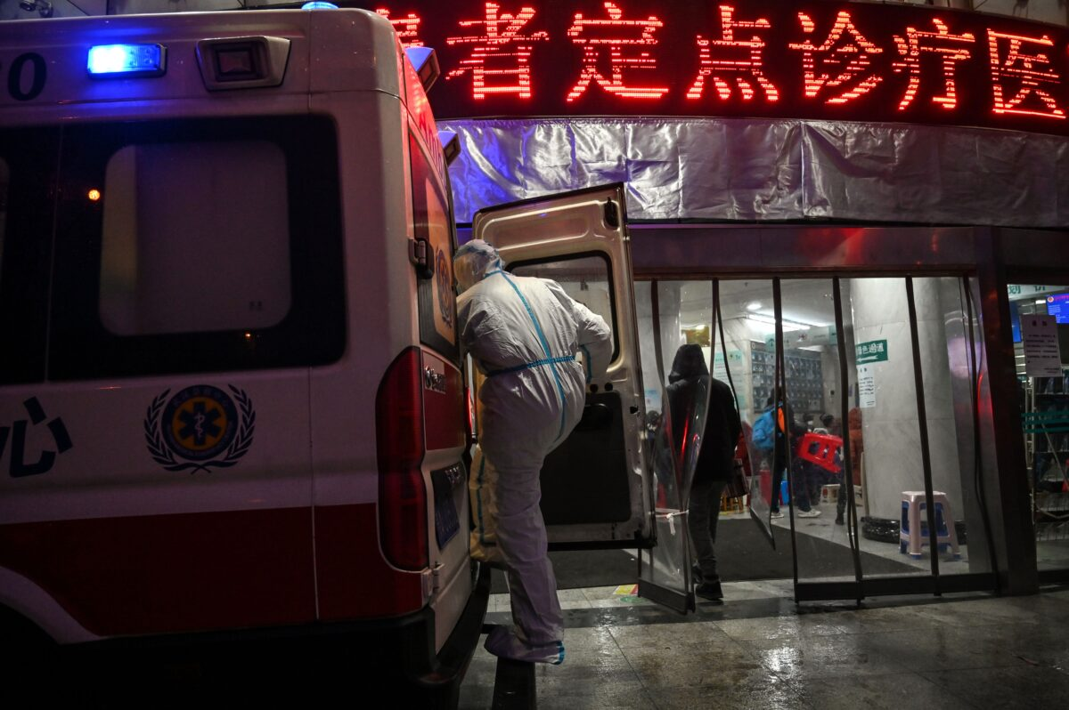 US, Other Countries Scramble to Evacuate Citizens From Epidemic-Hit Wuhan