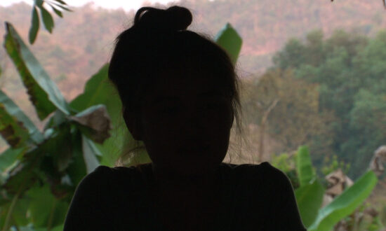 Bright Lights, Dark Nights: The Sex Slavery of Children