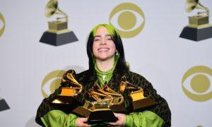 Family Affair: Billie Eilish, Finneas Win Big at Grammys