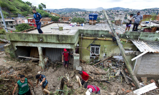Nearly 50 Dead, Thousands Displaced as Storms Lash Southeast of Brazil