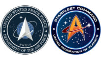 Trump Unveils Logo for New Space Force, With Nod to Star Trek