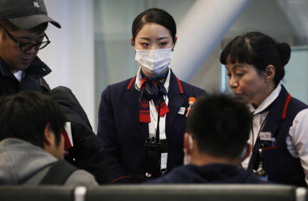 airport screening for coronavirus