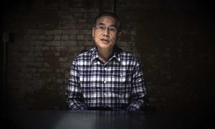 Chen Ruichang, a former state television official and Falun Dafa practitioner, refused to recant despite the brutal torture he endured in a prison camp. (Lofty Sky Pictures)