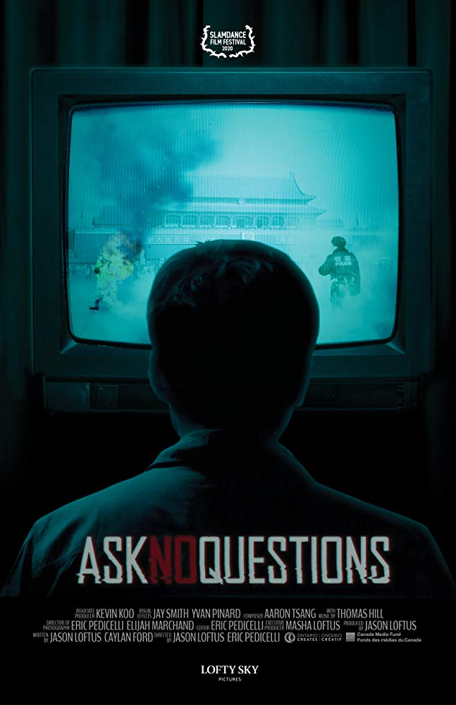 _poster for ask no questions