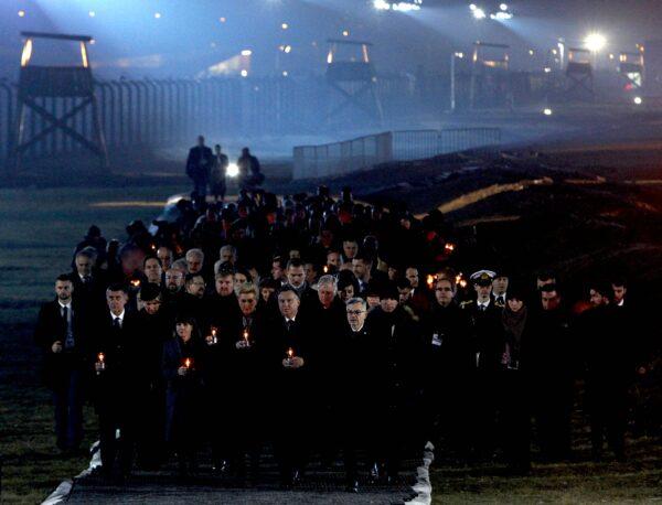 Auschwitz commemoration