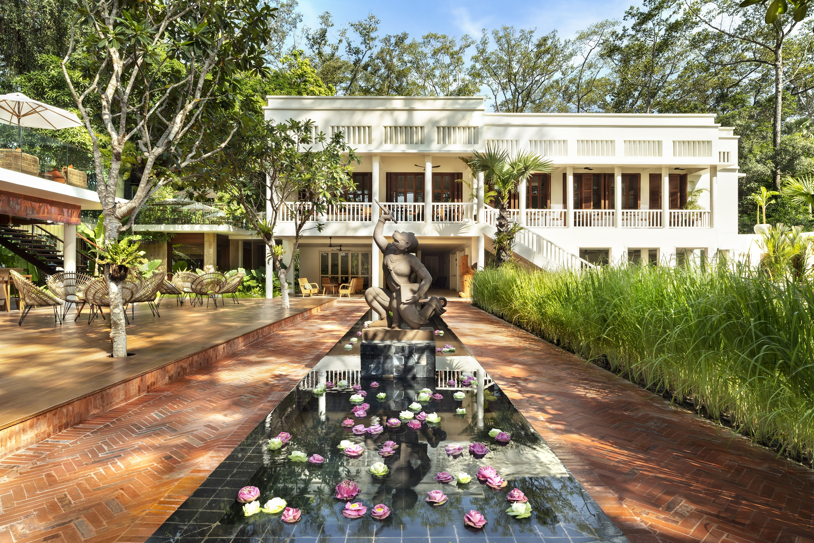 FCC Angkor by Avani - The Mansion Entrance