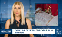 Is China Writing Its Own Bible and Quran?