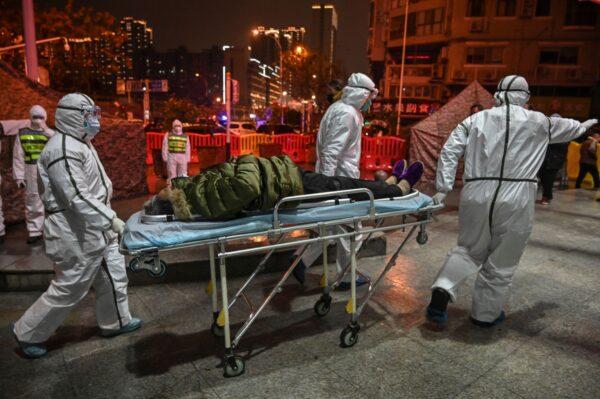 Wuhan patient