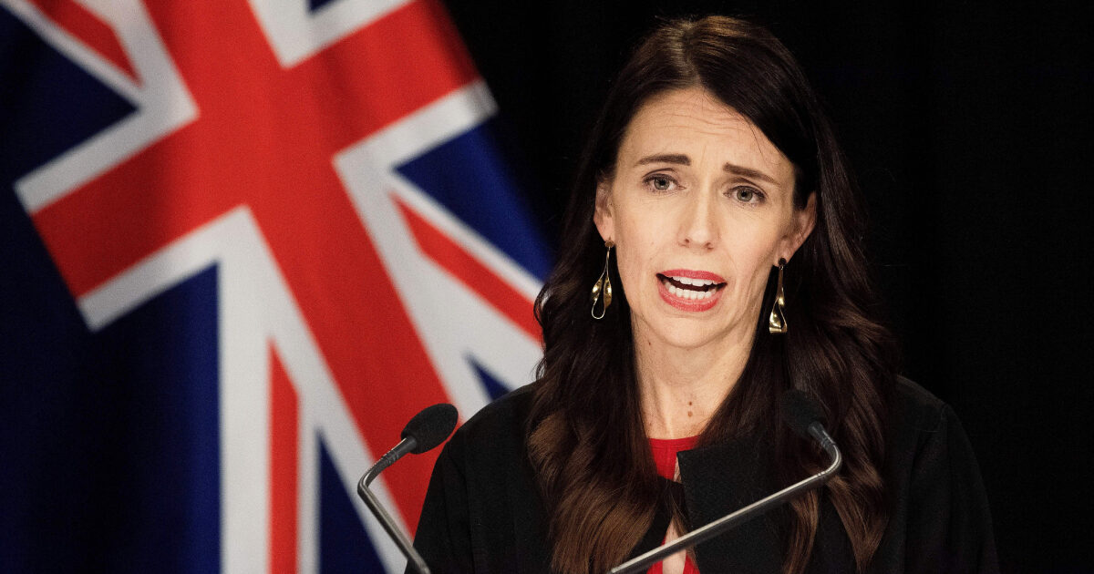 New Zealand PM Ardern Calls Sept 19 Election