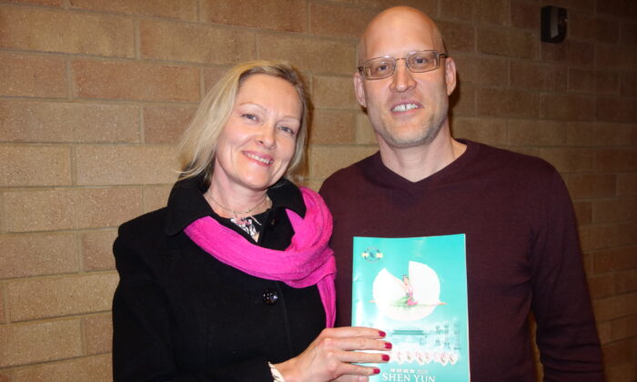 Former Soviet Citizen Feels Shen Yun Has a 'Very Noble and Great Goal'