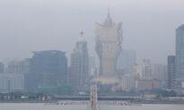 China Virus Turns Macau Into Gambling Ghost Town