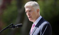 Gorsuch: Nationwide Injunctions Raise 'Serious Questions' Over Scope of Courts' Powers