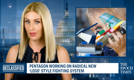 Pentagon Working on Radical New 'Lego' Style Fighting System