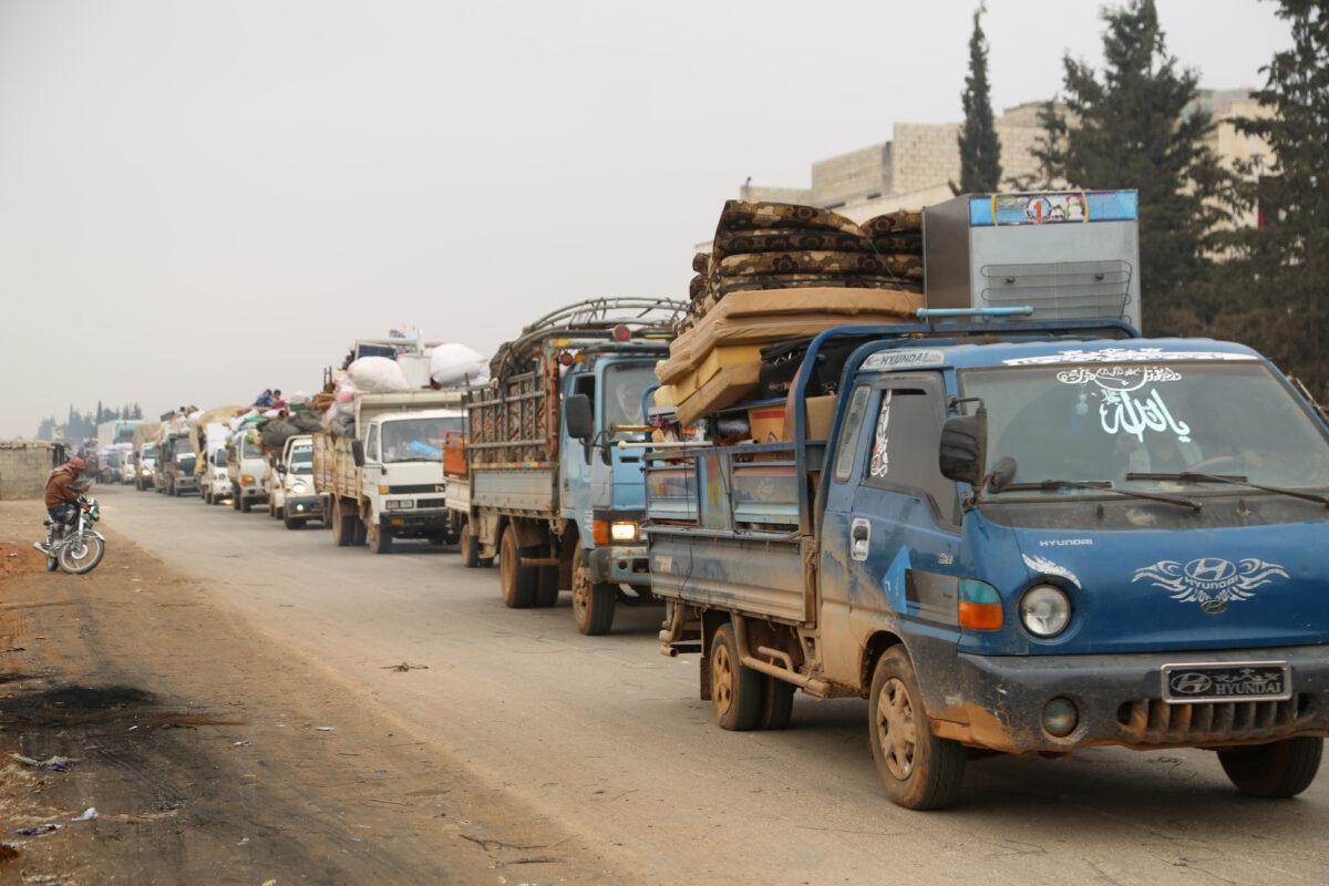 Maarat al-Numan Idlib