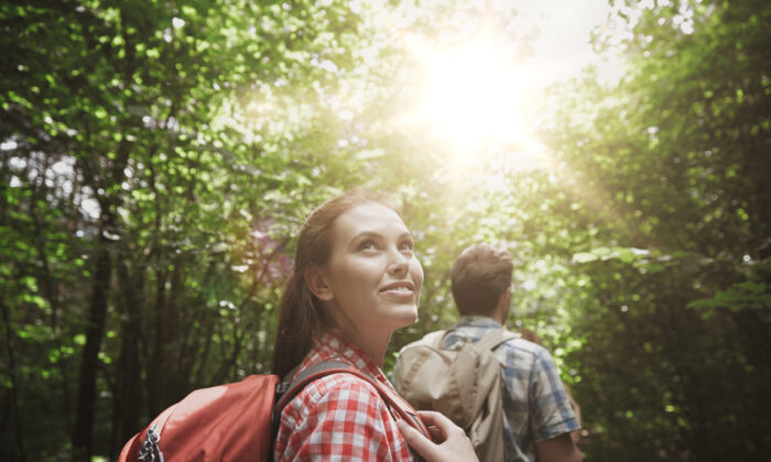 Arrange your life so that you can prioritize your mental, physical, and spiritual well-being.  (Shutterstock)