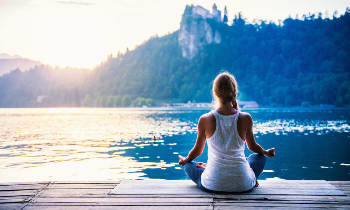 Prayer and meditation have been shown to have positive physical benefits. (Shutterstock)