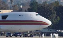 Plane With Americans Evacuated From China Lands in California