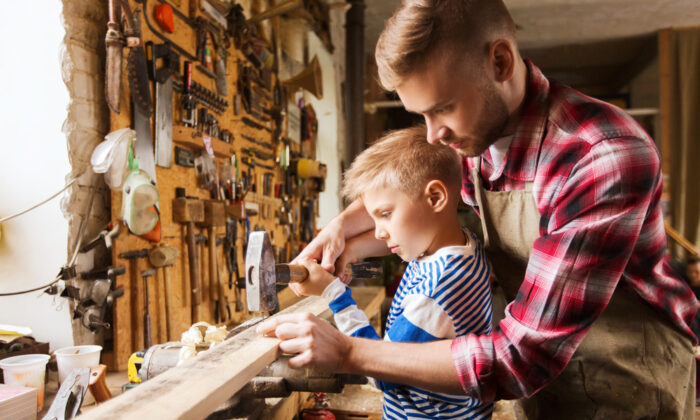 One of the ancillary benefits of homeschooling your children is everything you learn along with them.  (Shutterstock)