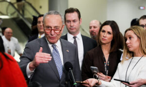 Schumer to Introduce Bill to Stop Trump From Placing Name on Stimulus Checks