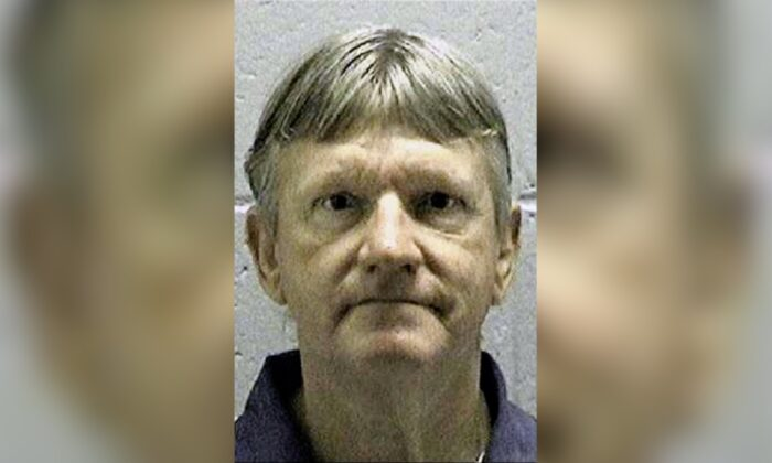 Death row inmate Donnie Cleveland Lance, who was convicted of killing his ex-wife and her boyfriend more than 20 years ago. (Georgia Department of Corrections via AP)