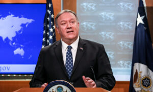 Pompeo Calls Communist China 'Central Threat of Our Times'