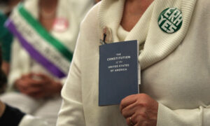 States Sue to Compel US to Add Equal Rights Amendment to Constitution