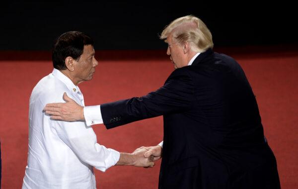 Philippine-President-Duterte-US-President-Trump