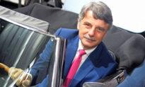 Jaguar Land Rover Boss to Step Down in September