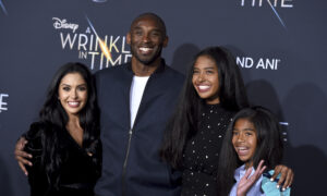 Kobe Bryant's Wife, Vanessa, Breaks Silence on Death