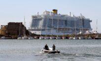 Passenger on Docked Cruise Ship Didn't Have Coronavirus: Italy's Health Ministry