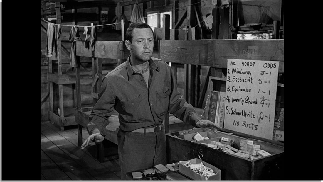 William Holden in Stalag 17