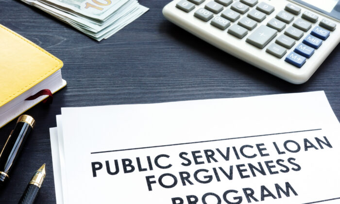 Education Department is trying to fix the confusing application  form for Temporary Expanded Public Service Loan Forgiveness Program. (Shutterstock)